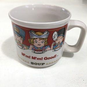 Vintage Campbells Soup Mug
